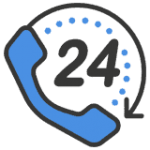 24 Hours Customer Services