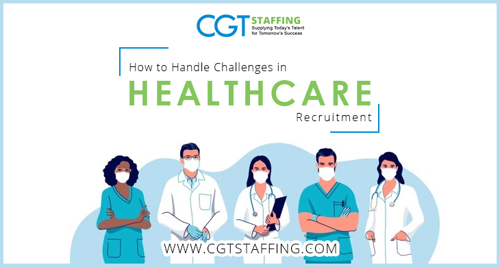 How to Handle Challenges in Healthcare Recruitment