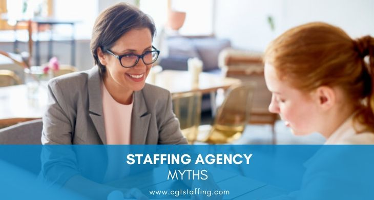 Staffing Agency Myths