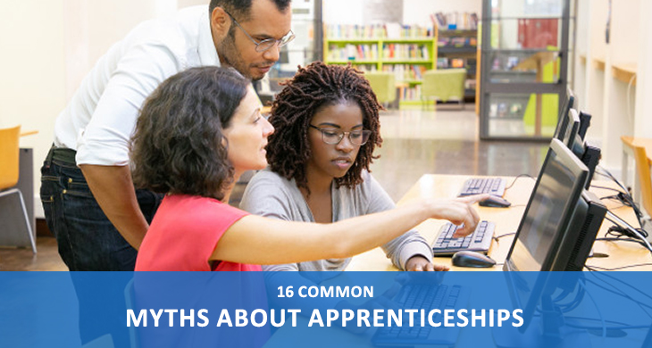 Myths About Apprenticeships
