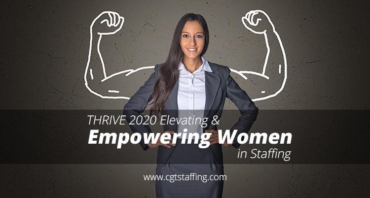 Empowering Women in Staffing