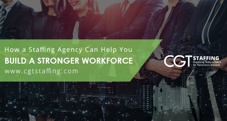 Staffing Agency Can Help