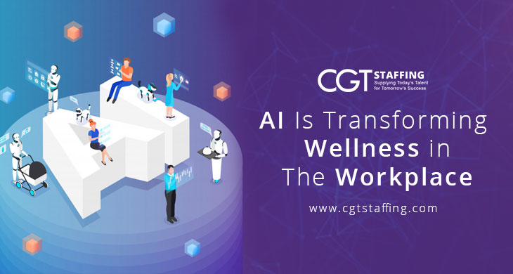 How AI Can Be Used to Boost Wellness in the Workplace