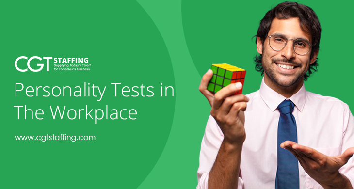 Why Personality Tests Are Often Part of Hiring