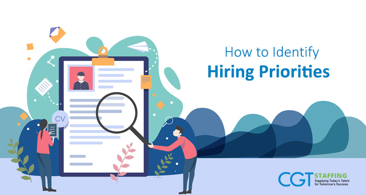 How to Identify Your Hiring Priorities