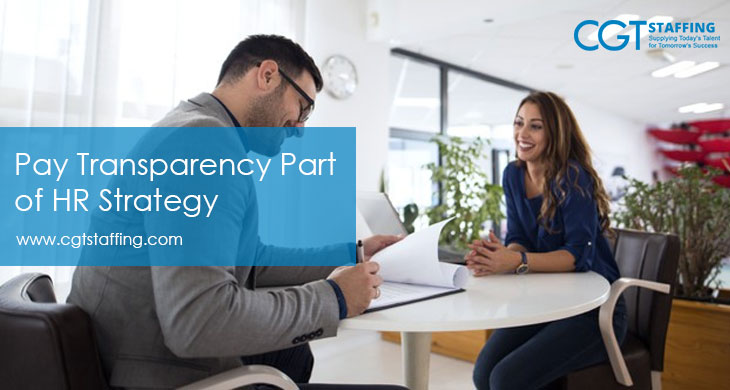 How to Make Pay Transparency Part of HR Strategy