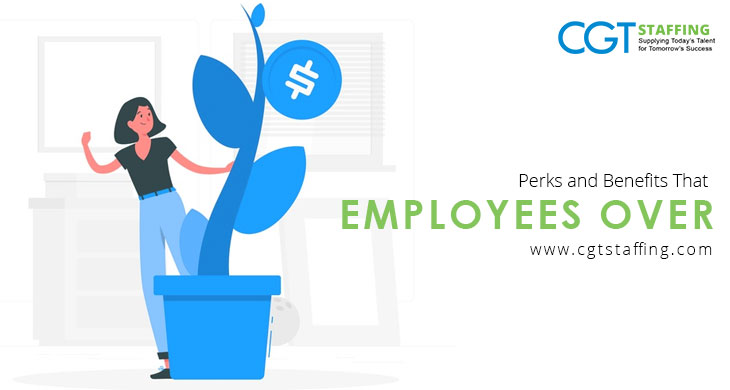 Top Perks and Benefits That Win Employees Over
